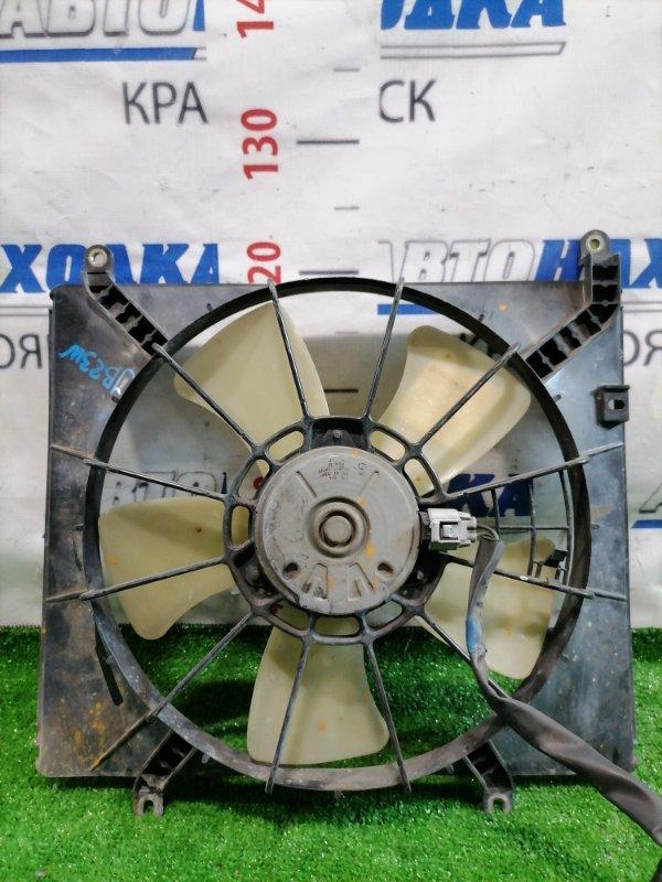 Вентилятор радиатора Suzuki Jimny JB23W K6A 1998 с диффузором.