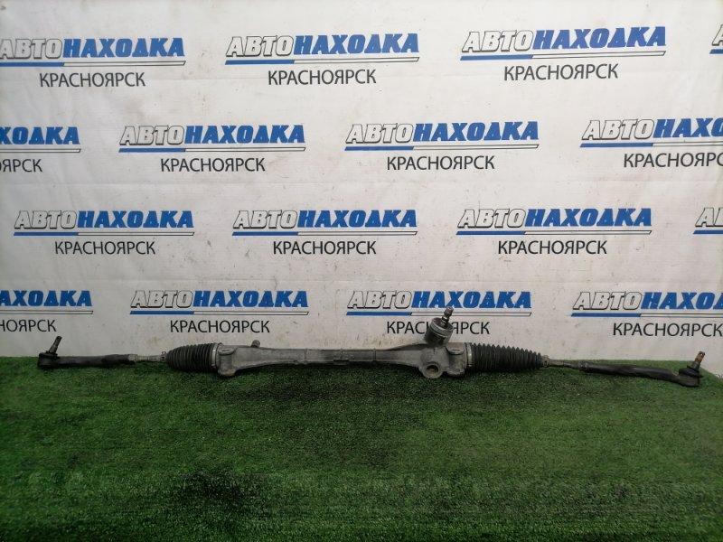 Рейка рулевая Toyota Mark X Zio ANA10 2AZ-FE 2007 Сухая, в сборе, с тягами и наконечниками, тяги и