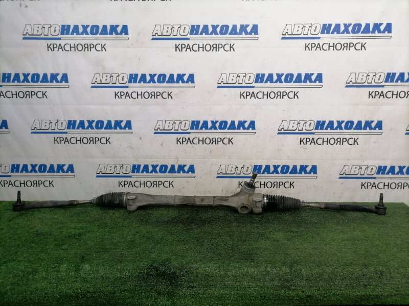 Рейка рулевая Toyota Estima ACR50W 2AZ-FE 2006 Сухая, в сборе, с тягами и наконечниками, тяги и