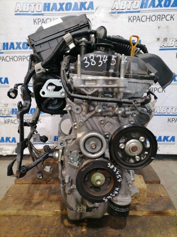 Двигатель Suzuki Alto HA36S R06A 2014 321319 № 321319, пробег 11 т.км. 2016 г.в. С аукционного авто. Без