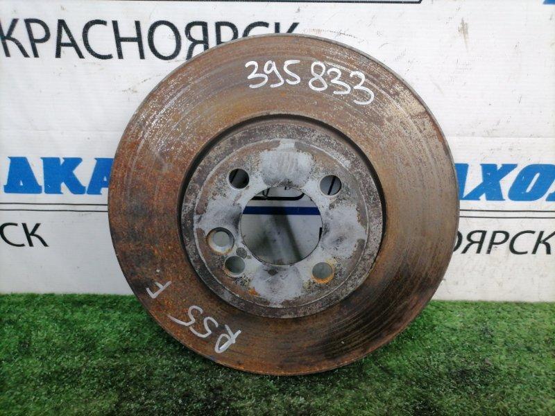 Диск тормозной Mini Clubman R55 N18B16A 2008 передний Передний, вентилируемый, диаметр 294мм
