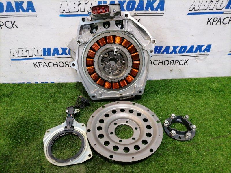 """Двигатель Honda Fit GP1 LDA 2010 электродвигатель гибридной системы """"IMA"""". В комплекте статор,"""