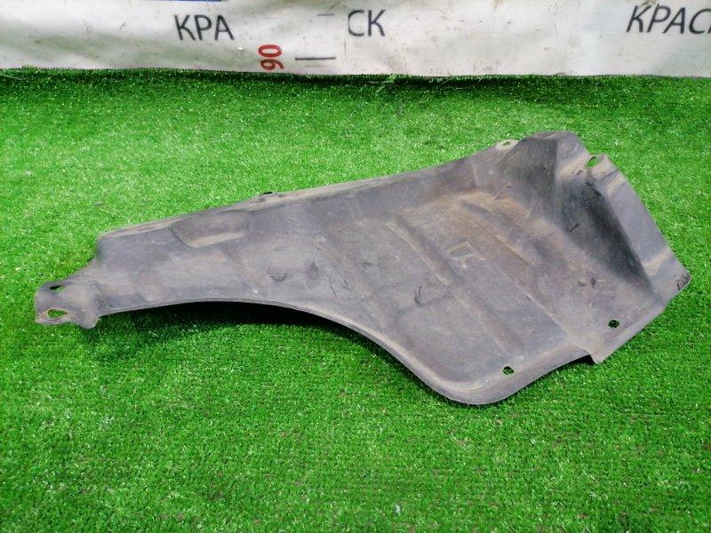 Защита двс Nissan Expert VW11 QG18DE 1998 передняя правая нижняя Передняя правая, нижняя.