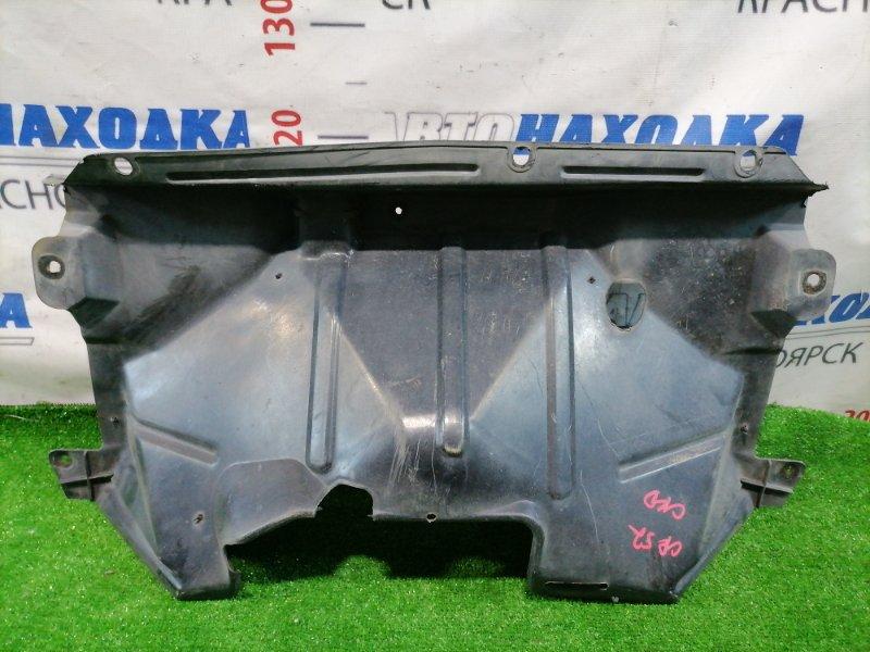 Защита двс Toyota Lite Ace Noah CR52V 3C-E 1996 передняя под передней балкой