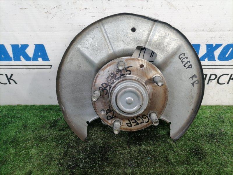 Ступица Mazda Atenza GGEP LF-DE 2002 задняя правая ХТС, задняя правая, без диска и суппорта