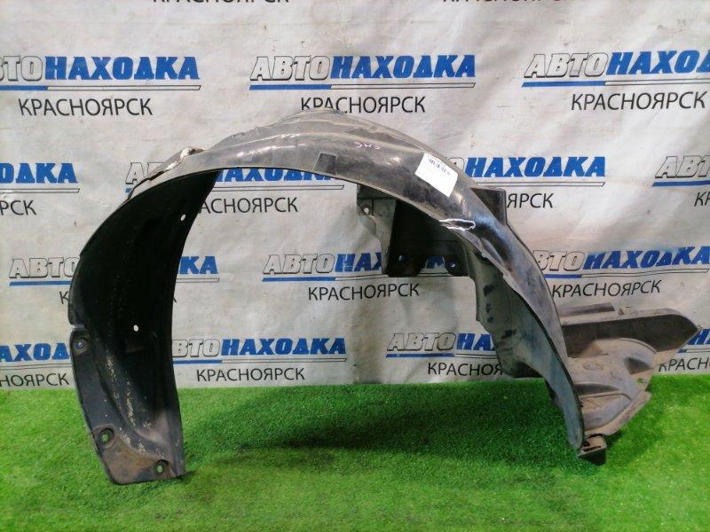 Подкрылок Subaru Forester SH5 EJ20 2007 передний правый передний правый. Есть надрыв.