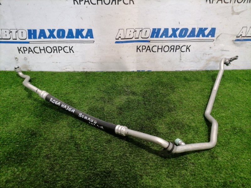 Шланг кондиционера Suzuki Alto HA36S R06A 2014 От компрессора в салон. Пробег 11 т.км. С