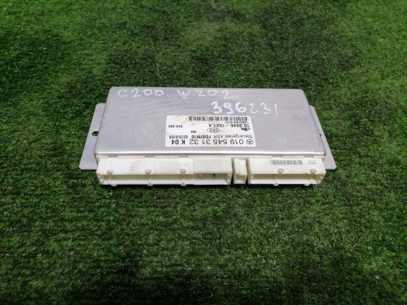 Компьютер Mercedes-Benz C200 W202 111.945 1997 Блок управления ASR.