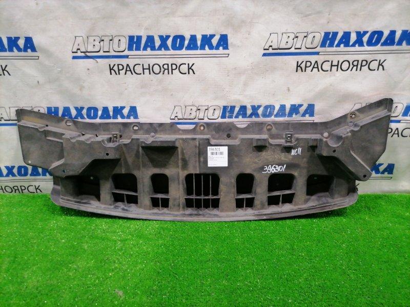 Защита двс Nissan Tiida C11 HR15DE 2004 62663ED000 под бампер, жесткая