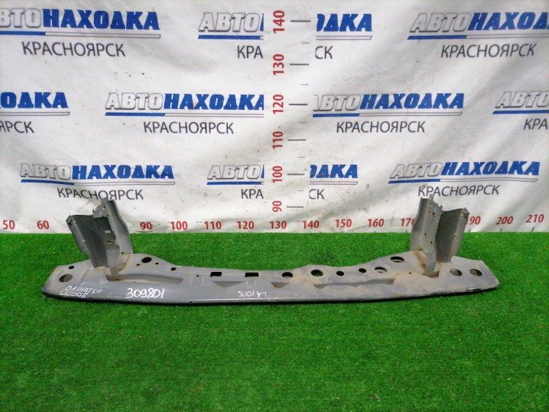 Рамка радиатора Daihatsu Move LA100S KF-VE нижняя Нижняя часть рамки радиатора. Имеются