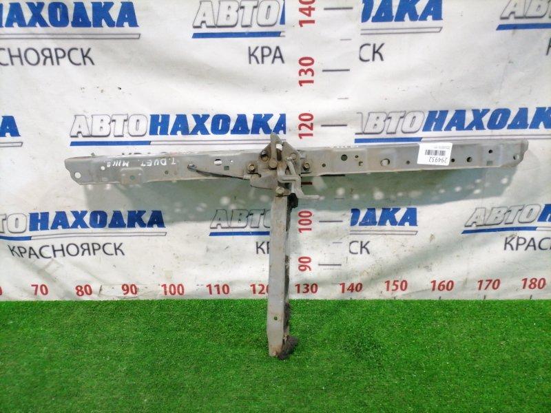 Рамка радиатора Toyota Duet M111A K3-VE2 верхняя Верхняя часть рамки радиатора с замком капота