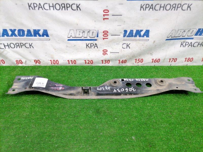 Рамка радиатора Mazda Carol HB35S R06A 2014 нижняя Нижняя часть рамки радиатора.