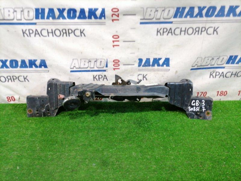 Рамка радиатора Honda Freed Spike GB3 L15A верхняя Верхняя часть рамки радиатора с замком