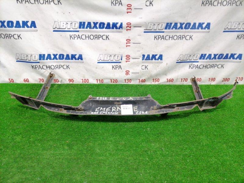 Усилитель бампера Mitsubishi Emeraude E54A передний верхний Передняя сабля. Имеются