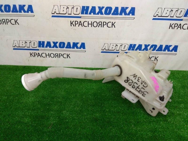 Бачок омывателя Mitsubishi Asx GA3W 4B10 2010 Под 1 моторчик, с горловиной и крышкой