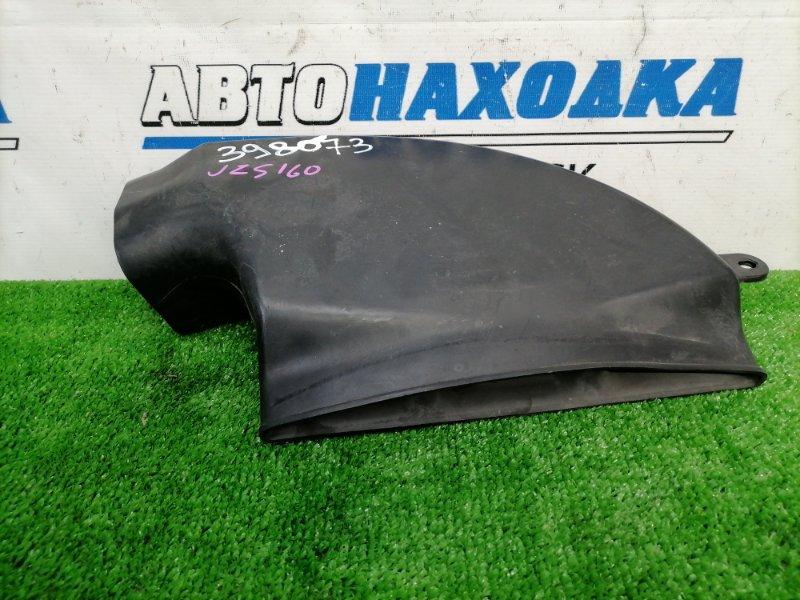 Воздухозаборник Toyota Aristo JZS160 2JZ-GE 2000 На рамку радиатора