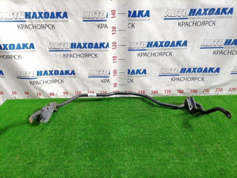 Стабилизатор Honda Prelude BB6 H22A4 задний Задний с втулками и скобками.