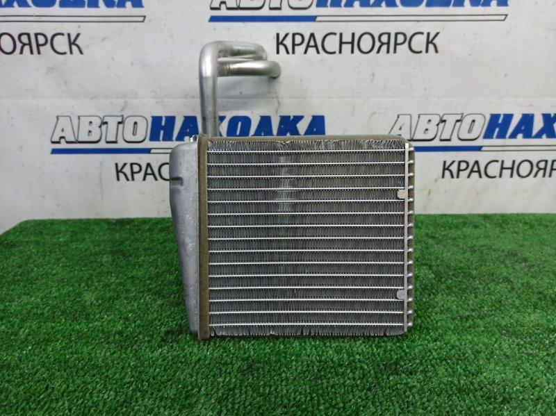 Радиатор печки Nissan Tiida C11 HR15DE 2008 С трубками, пробег 20 т.км