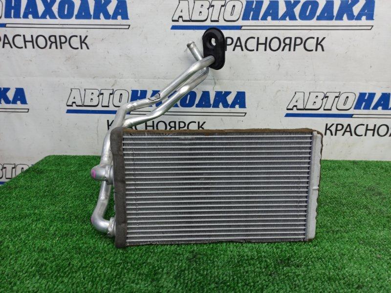 Радиатор печки Mitsubishi Lancer CY4A 4B11 2007 С трубками под правый руль, пробег 35 т.км, одна