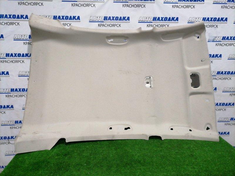 Обшивка крыши Subaru Impreza GP2 FB16 2011 Под чистку. Имеются заломы.
