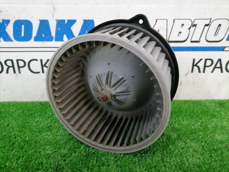 Мотор печки Toyota Gaia SXM10G 3S-FE 1998 2 контакта, с фишкой