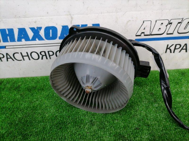 Мотор печки Toyota Aristo JZS160 2JZ-GE 2000 2 контакта, с фишкой