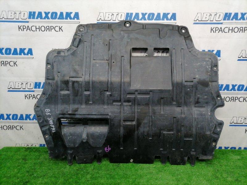 Защита двс Volkswagen Passat B6 AXZ 2005 передняя сплошная