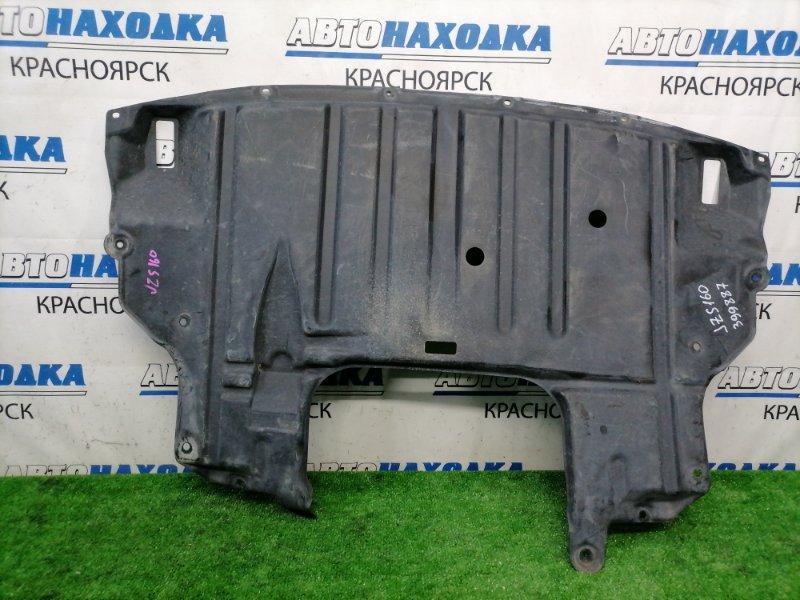 Защита двс Toyota Aristo JZS160 2JZ-GE 2000 передняя сплошная