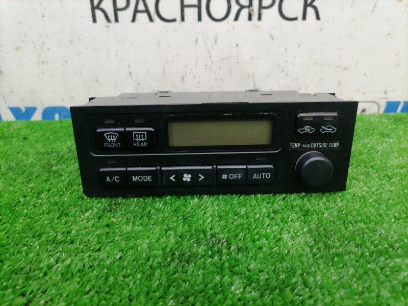 Климат-контроль Toyota Gaia SXM10G 3S-FE 1998 с ж/к дисплеем, с фишками.