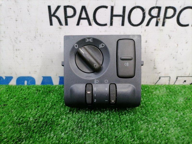 Переключатель света Volvo S40 VS14 B4184S2 1995 1 модель. С кнопкой туманок и корректором