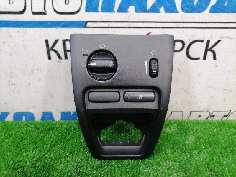 Переключатель света Volvo Xc90 C_59 B5254T2 2002 С кнопкой туманок. Левый= правый руль.