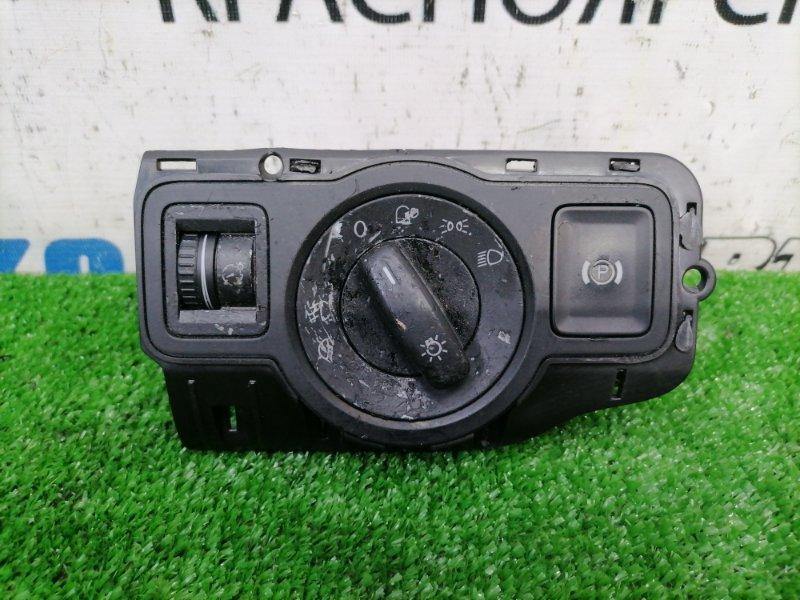 Переключатель света Volkswagen Passat B6 AXZ 2005 С кнопкой парковки и корректором фар.