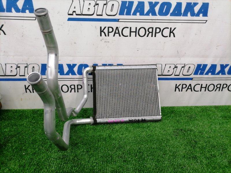 Радиатор печки Toyota Voxy ZRR70W 3ZR-FAE 2007 ХТС