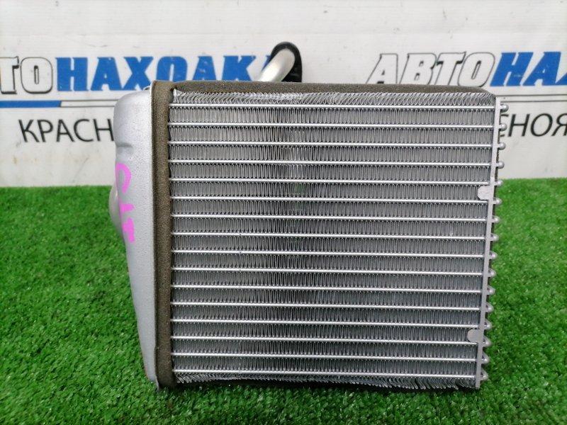Радиатор печки Volkswagen Touran 1T3 CAVC 2010 С трубками под правый руль