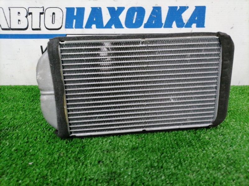 Радиатор печки Toyota Corsa EL51 4E-FE 1997 С трубками. Пробег 28 т.км. С аукционного авто.