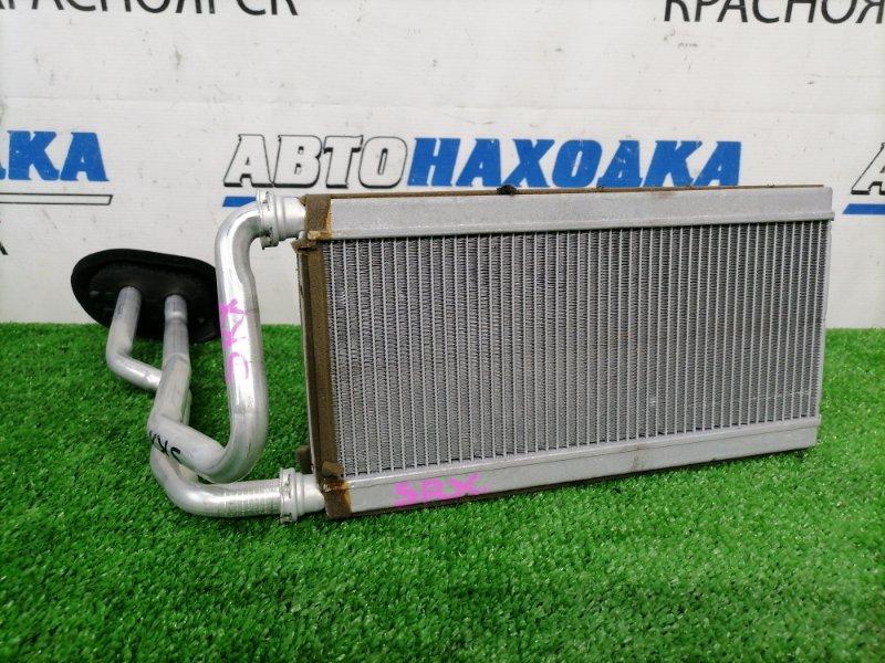 Радиатор печки Cadillac Srx LH2 2003 Пробег 64т.км