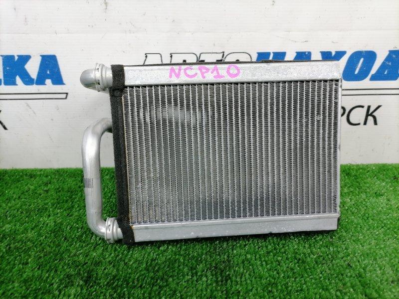 Радиатор печки Toyota Vitz NCP10 2NZ-FE 2001 ХТС. Пробег 50т.км