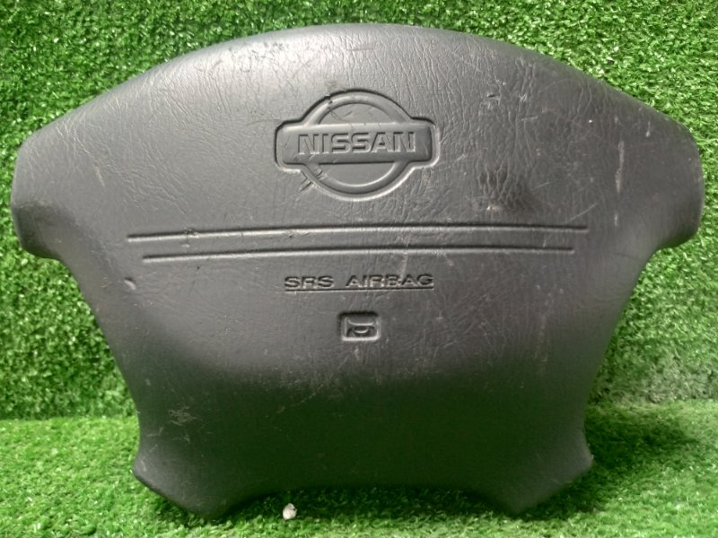 Airbag Nissan R'nessa N30 SR20DE 1 в руль 4 сп, черный с зарядом