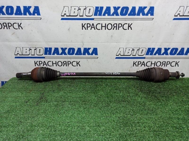 Привод Volvo Xc90 C_59 B5254T2 2002 задний Задний левый = правый, без механических повреждений.