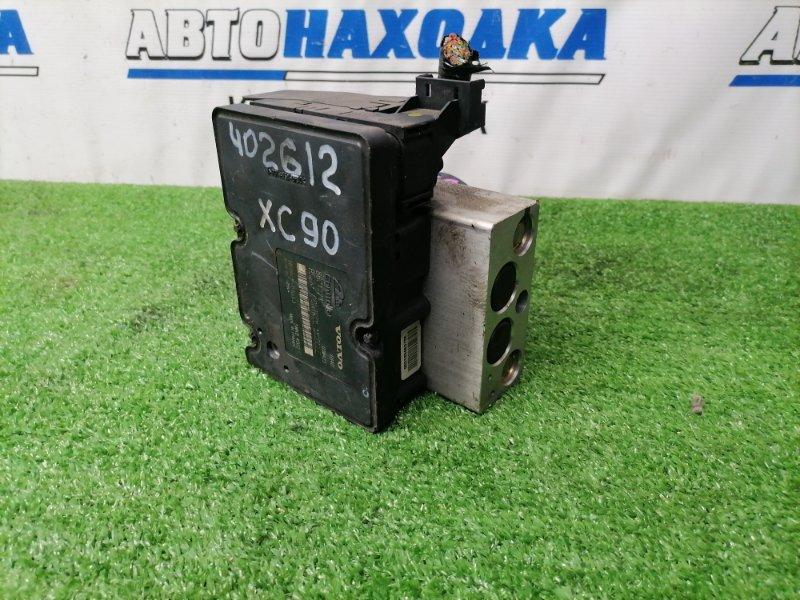 Блок abs Volvo Xc90 C_59 B5254T2 2002 с фишкой