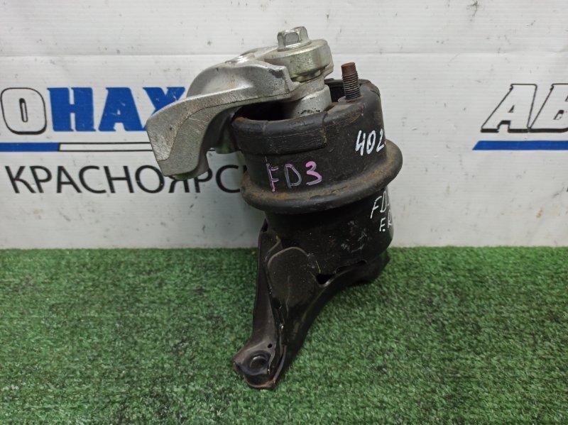 Подушка двигателя Honda Civic FD3 LDA 2008 правая правая, с кронштейном, пробег 69 т.км.