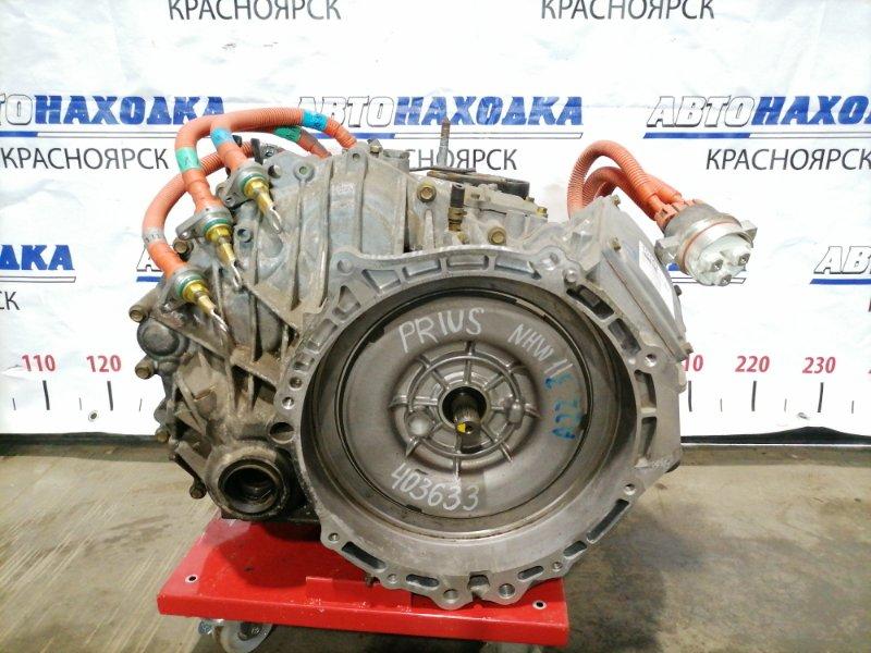 Акпп Toyota Prius NHW11 1NZ-FXE 2000 P111-01A P111-01A, пробег 56 т.км. С аукционного авто. Все датчики
