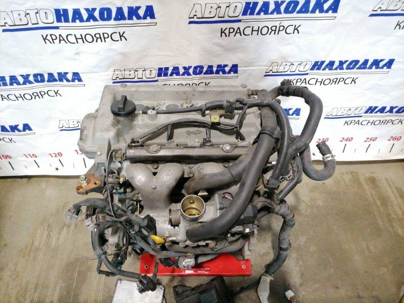 Двигатель Toyota Prius NHW11 1NZ-FXE 2000 1684054 № 1684054, пробег 56 т.км. Есть видео работы ДВС. С