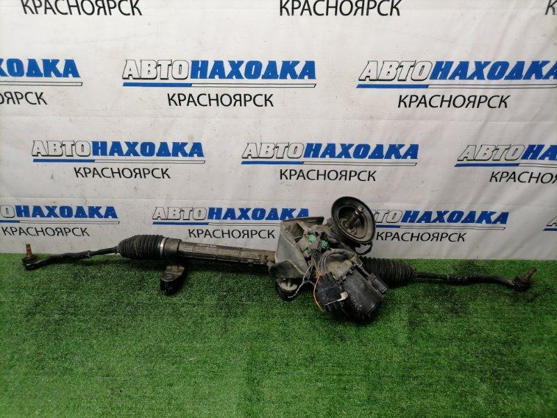 Рейка рулевая Honda Stream RN6 R18A 2006 Электро, в сборе, с тягами и наконечниками.