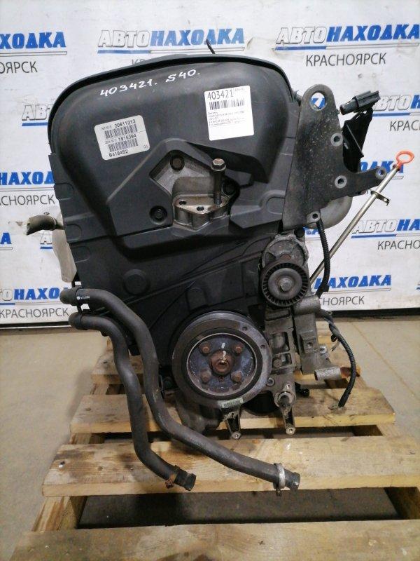 Двигатель Volvo S40 VS14 B4184S2 1995 1916394 B4184S2 № 1916394, пробег 58 т.км. Есть видео работы ДВС. С