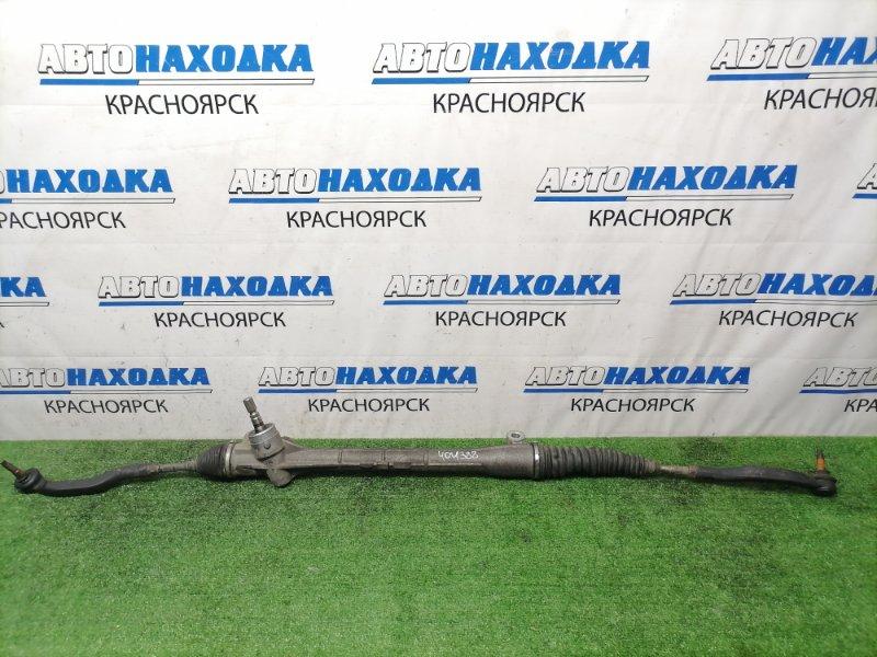Рейка рулевая Toyota Estima ACR50W 2AZ-FE 2006 Сухая, в сборе, с тягами и наконечниками, люфта нет.