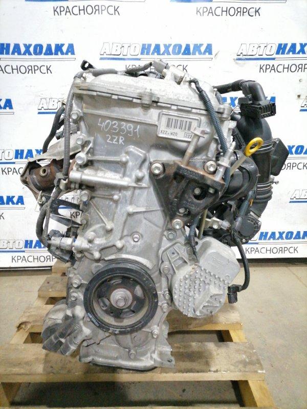 Двигатель Toyota Prius ZVW30 2ZR-FXE 2009 4450115 № 4450115, пробег 86 т.км. С аукционного авто. Есть