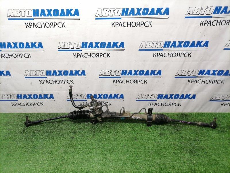 Рейка рулевая Toyota Caldina ST215G 3S-FE 2000 Гидравлическая, 4WD, в сборе, с тягами и