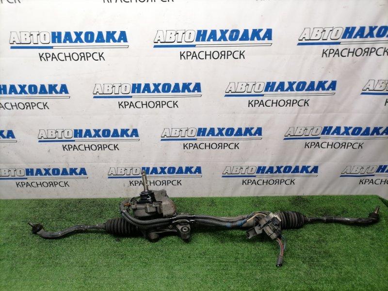 Рейка рулевая Honda Civic FD3 LDA 2008 Электро, в сборе, с тягами и наконечниками, пробег 69 т