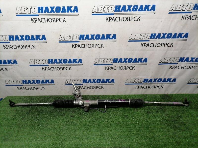 Рейка рулевая Subaru Impreza GE2 EL15 2007 Гидравлическая, в сборе, с тягами и наконечниками,